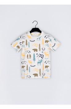 Adam Wood T-shirt SS