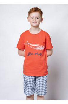 Adam Whale T-shirt SS