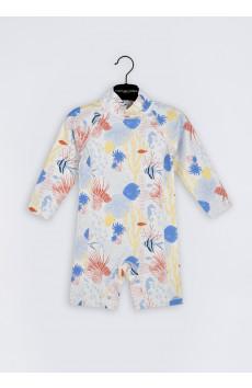 Dannie Ocean Swim Play-suit LS